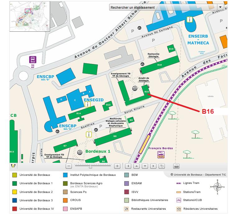 Carte Universite De Bordeaux.Soutenance De These Mardi 11 Decembre A Bordeaux Sur Les Relations