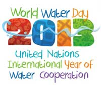 Logo water day
